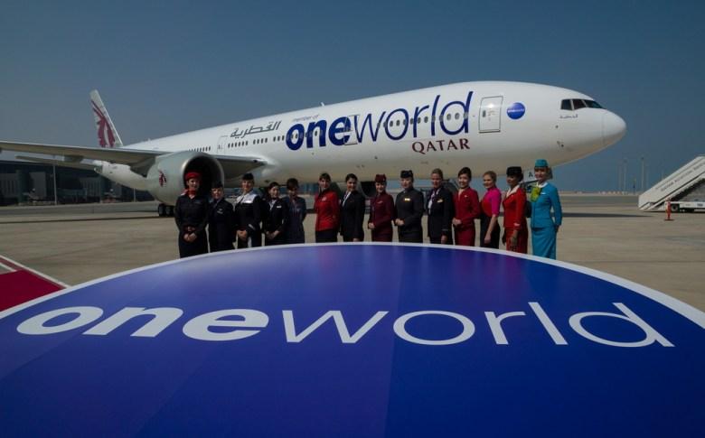 oneworld QR3