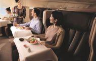 Singapore Airlines ønsker oss til Bali