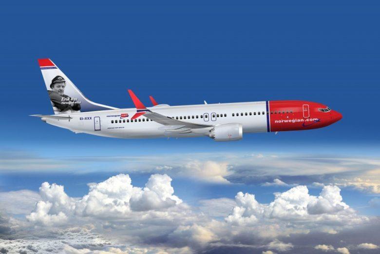 utsettelse av Norwegians bestilte fly