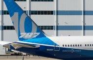 Rekord-leveranse for Boeing i 2017