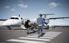 KLM signerer samarbeidsavtale med Widerøe