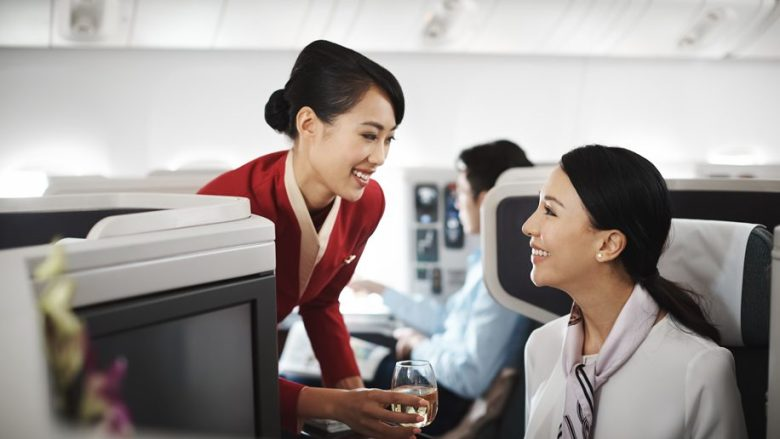 Cathay Pacific skal