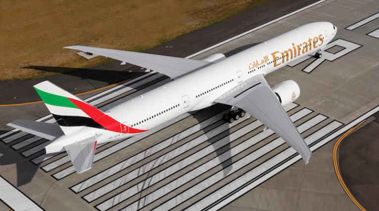 Vinn en Emirates Boeing 777-300ER Eksklusive tilbud tunisia jomfrutur til Europa forleng sommeren kampanje igjen til og fra Qatar kampanjepriser overskudd Emirates lanserer Emirates kutter