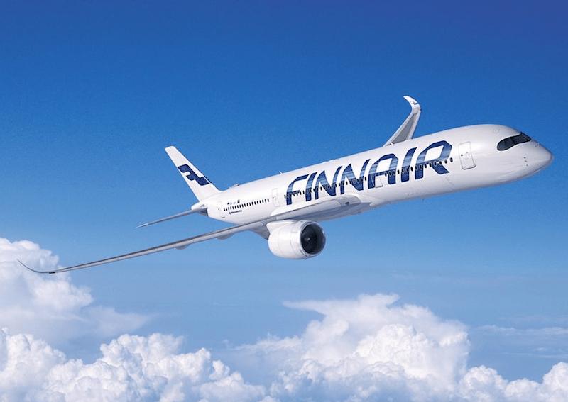 Finnair med vårkampanje til østen