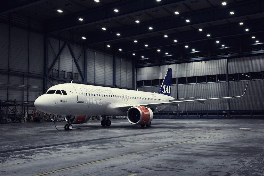 skjult egenkapital pengestøtte Kun to piloter SAS bestiller
