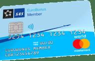 SAS EuroBonus World Mastercard – ny sperre for netthandel øker sikkerhet
