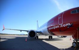 Argentina: Norwegians første innenriksfly tok av i dag