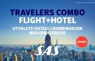 SAS Nyhet: TRAVELERS COMBO