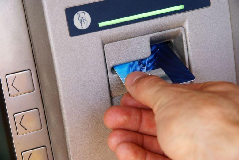 Kontantuttak med kredittkort