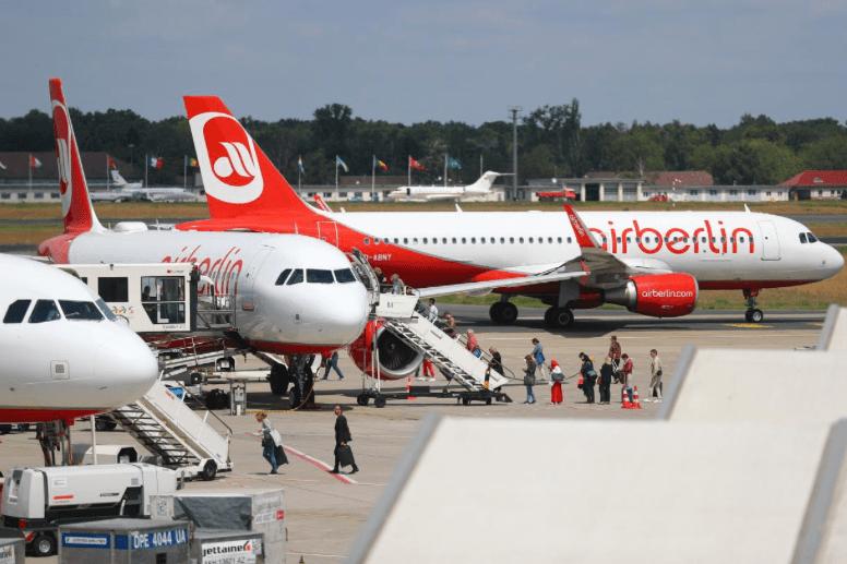 EasyJet er akutt sykmeldt slutt Lufthansa kjøper