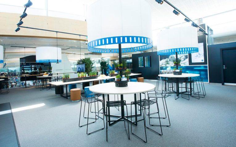 Neste generasjon SAS Lounge