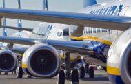 Ryanair avlyser 190 flyvninger fredag