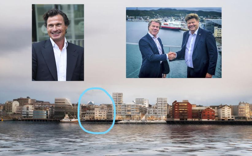"""Bodø is """"booming"""""""