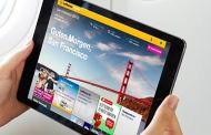 Lufthansa tester ut online bestilling av dagligvarer ombord
