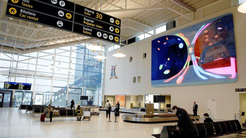 Stavanger lufthavn