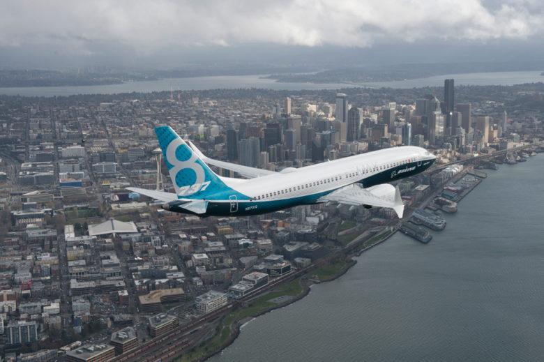 Boeing innstiller leveranser