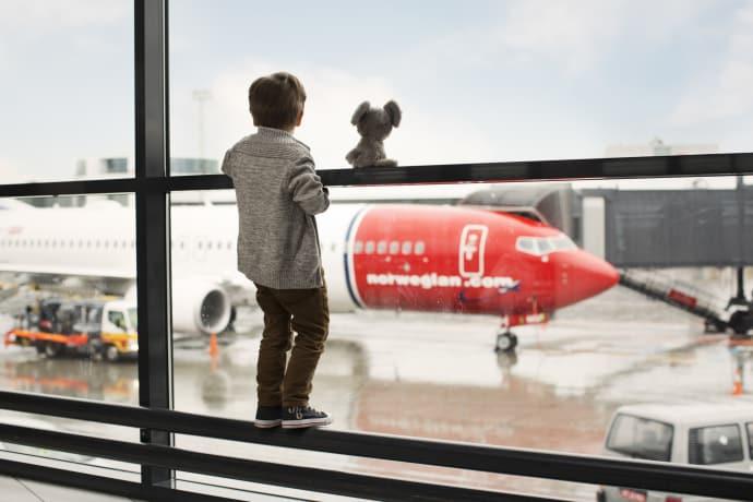 fyller ti Ny passasjerrekord salg av Norwegian Reward