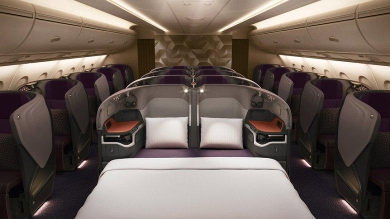 TripAdvisor kårer Singapore Airlines smaksløkene til himmels