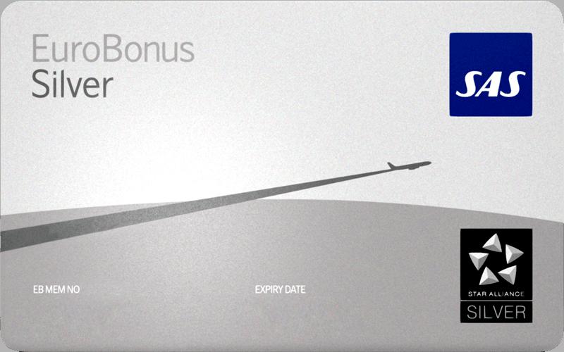 SAS Eurobonus: Ny fordel for Sølvmedlemmer