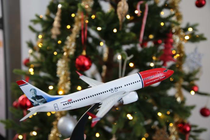 travle juletrafikken
