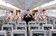 Emirates underholdningssystem ICE til topps i Skytrax