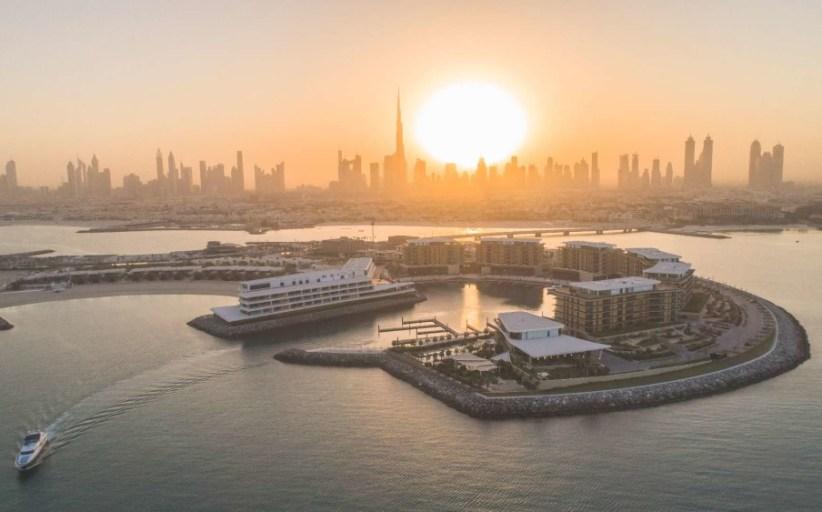 Bvlgari Resort Dubai inntar nordiske hovedsteder