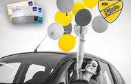Hertz jubileumstilbud  – tjen opptil 10.000 EuroBonus-poeng
