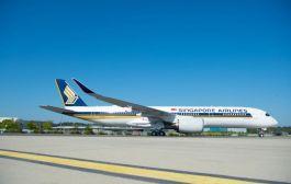 Singapore Airlines har mottatt A350 900 ULR