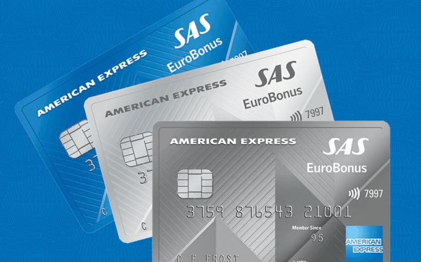 Alt du bør vite om SAS American Express-kortene