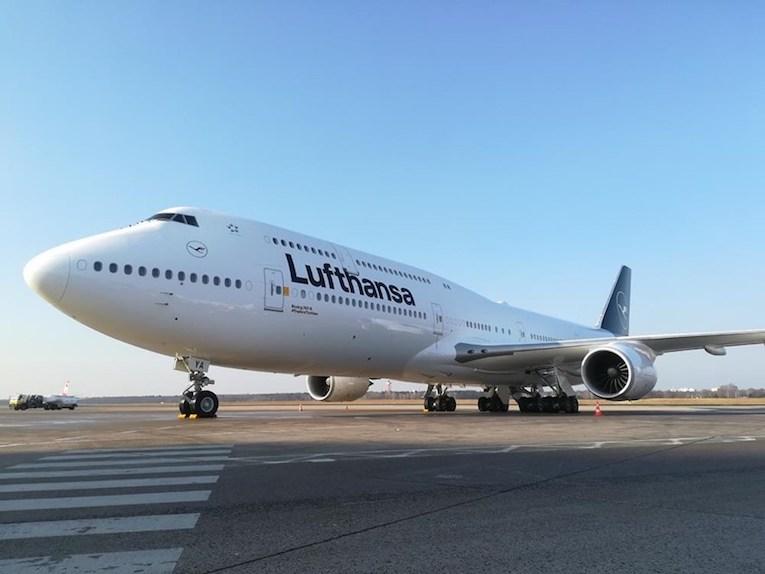Lufthansa saksøker flypassasjer