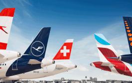 Lufthansa gruppen har innstilt 18 000 flyvninger