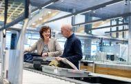 Får ansvaret for sikkerhetskontroll av 125 millioner passasjerer
