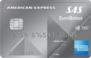 Companion Ticket SAS EuroBonus