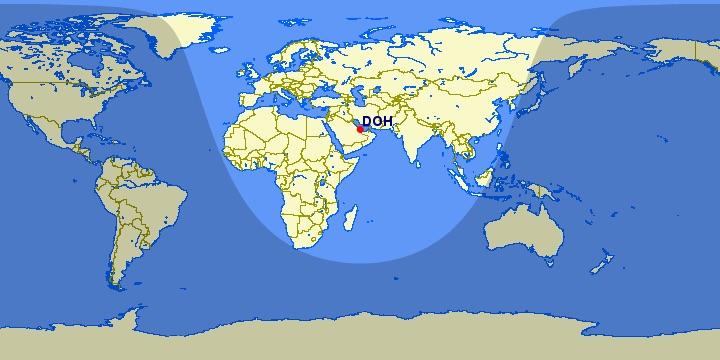 Qatar Airways kaster seg på bølgen