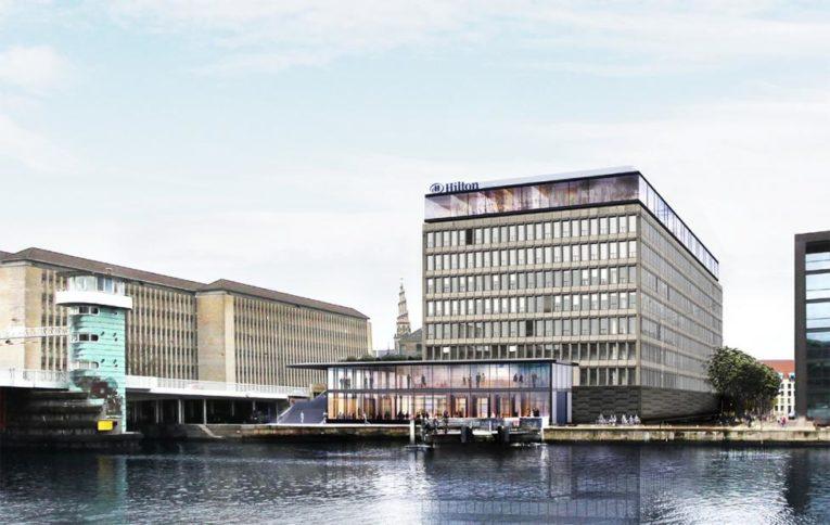 Hilton gjør comeback i København