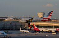 Trumps nedstengning: Miami International airport