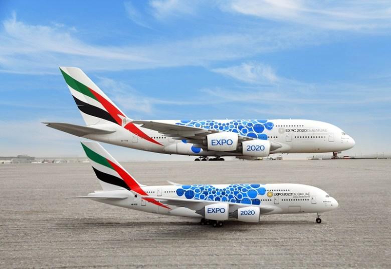 Expo 2020 flymodeller