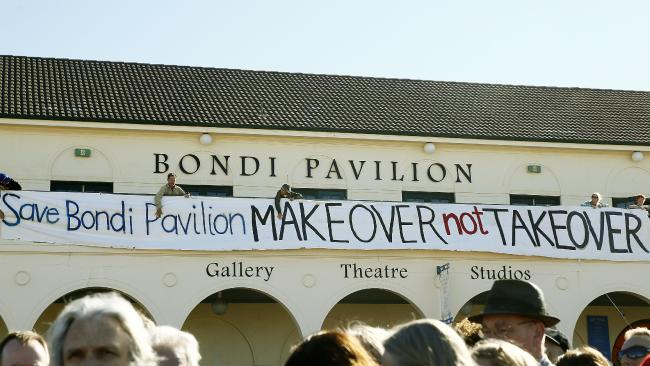 Waverley Mayor Sally Betts says $38m Bondi Pavilion upgrade will go back to community for feedback