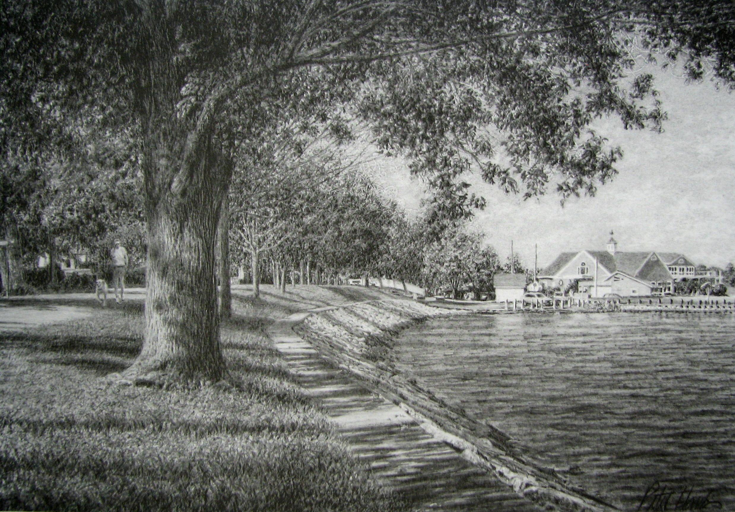 Drawing Woodland Studios