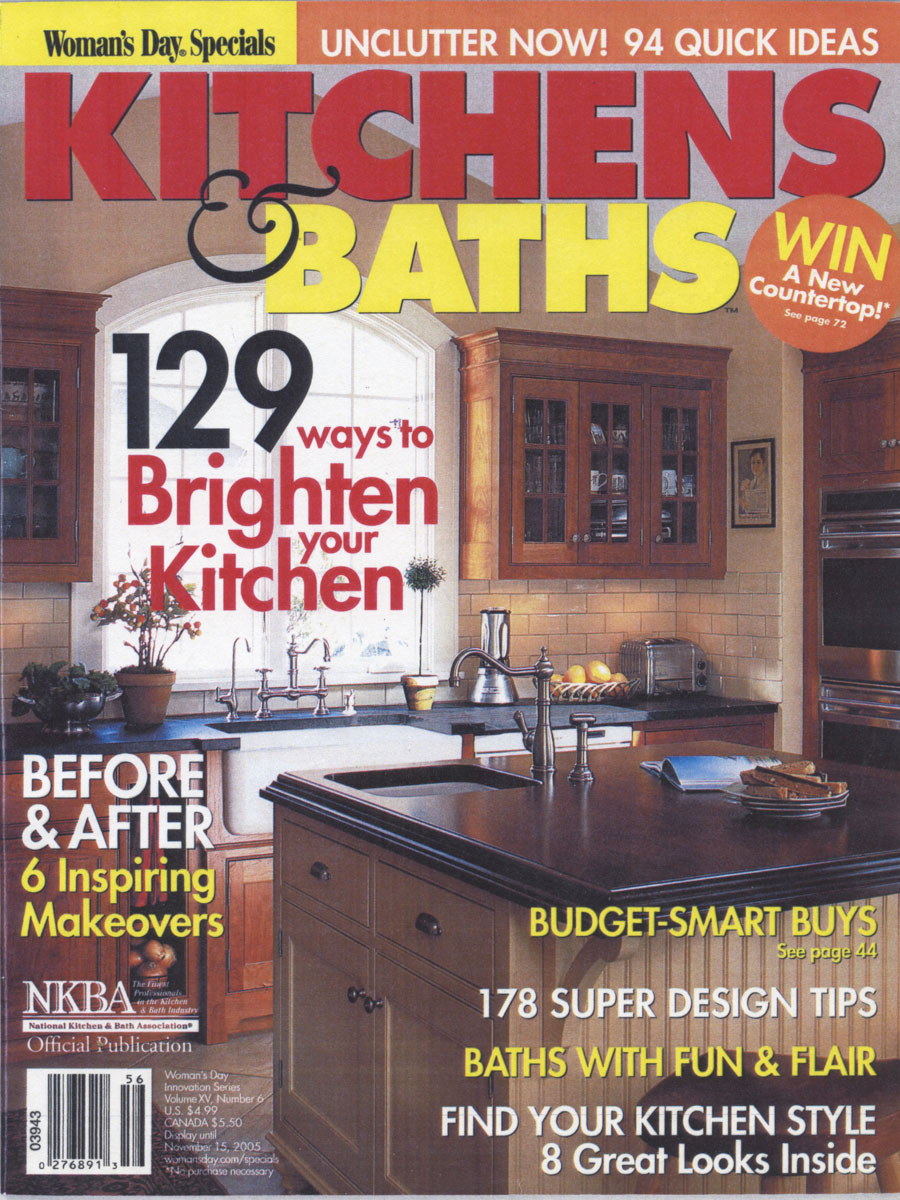 Kitchens & Baths Fall 2005