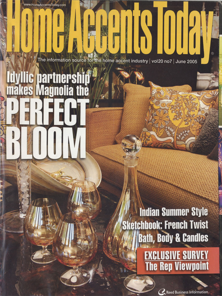 Home Accents Today June 2005
