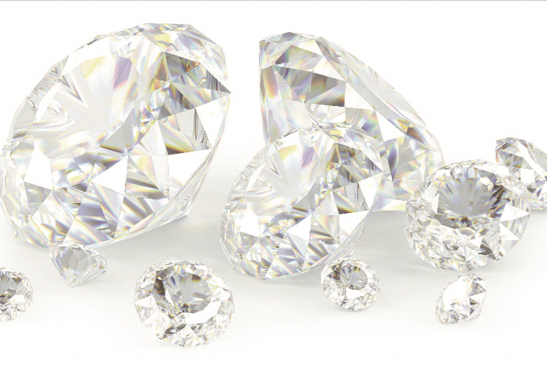 DIAMOND: THE SYMBOL OF UNCONQUERABLE OR IS IT?