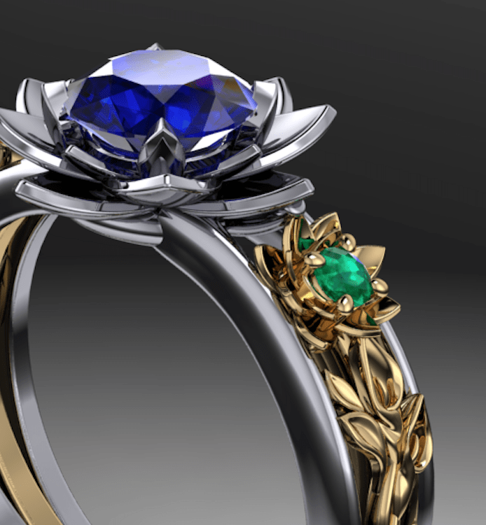 Current Trends in Engagement Rings