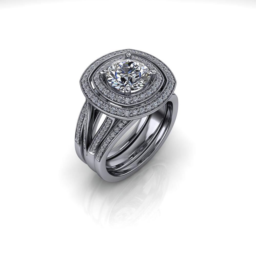 Custom Designed Ring