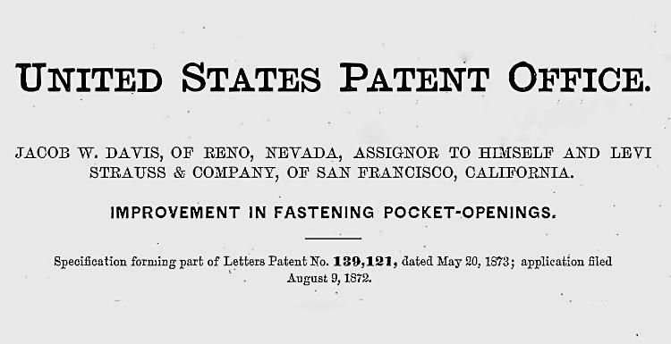 Jeans Patent