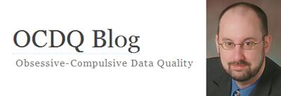 Jim Harris' OCDQ Blog