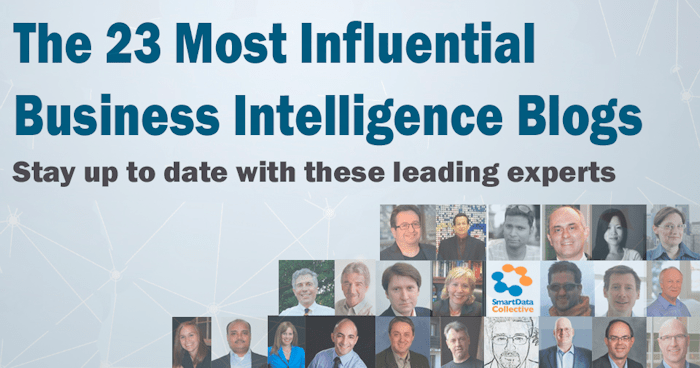 BetterBuys 23 Most Influential BI Blogs