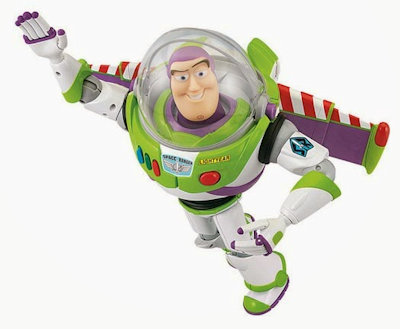 Buzz Lightyear [See Acknowledgements for Image Credits]