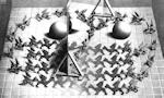 Escher mirror