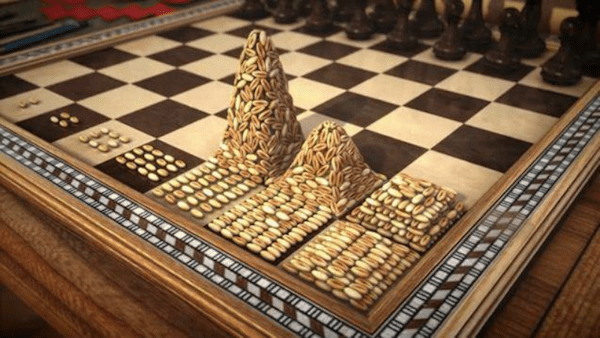 Exponential Chessboard [see Acknowledgements for Image Credit]
